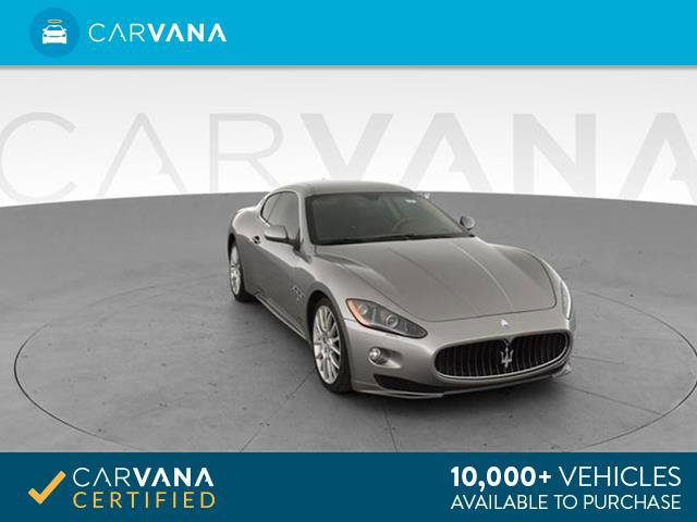 2011 Maserati GranTurismo S Coupe image