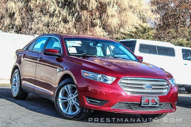 2017 Ford Taurus SEL image