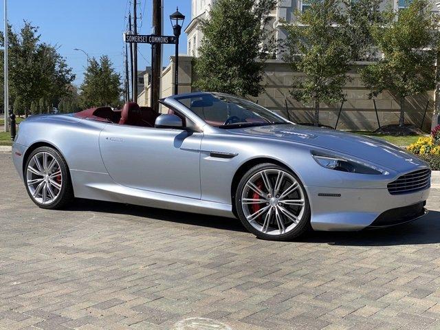2013 Aston Martin DB9 Volante image