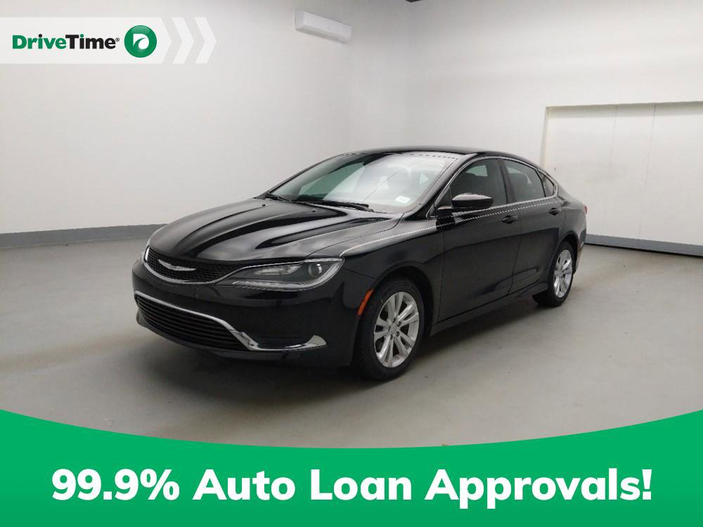 2015 Chrysler 200 Limited w/ CONVENIENCE GROUP image