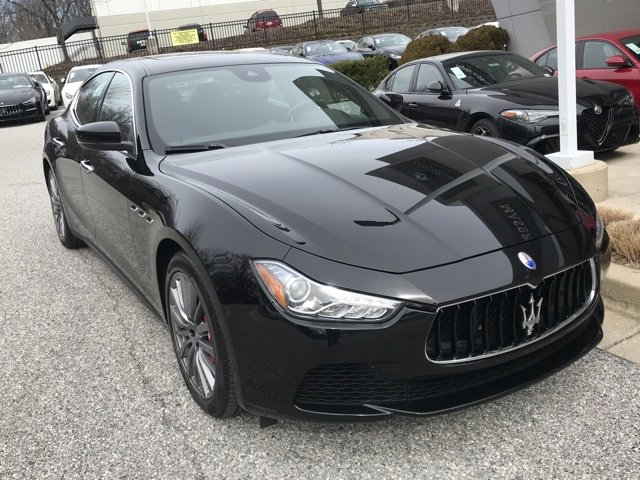 2017 Maserati Ghibli S Q4 image