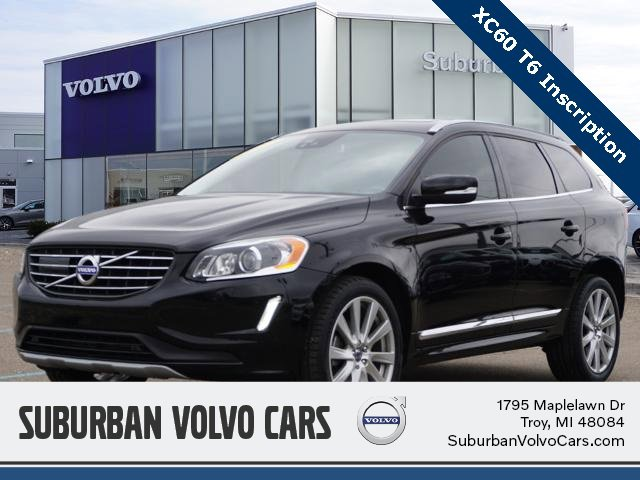 2017 Volvo XC60 AWD T6 Inscription image