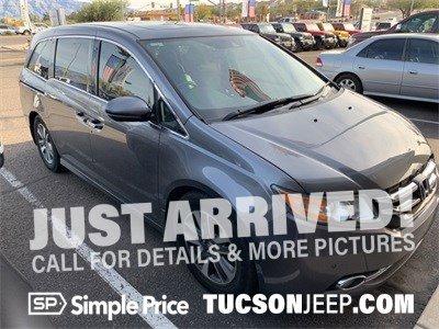 2014 Honda Odyssey Touring image