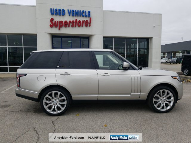 2016 Land Rover Range Rover Supercharged image
