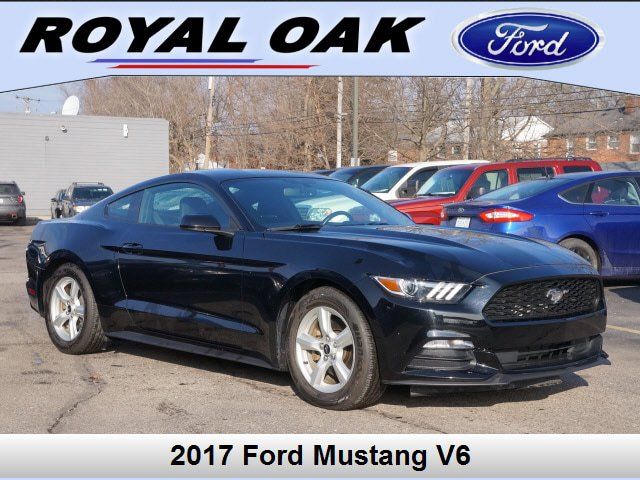 2017 Ford Mustang Coupe image