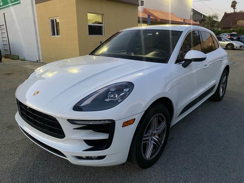 2018 Porsche Macan GTS image