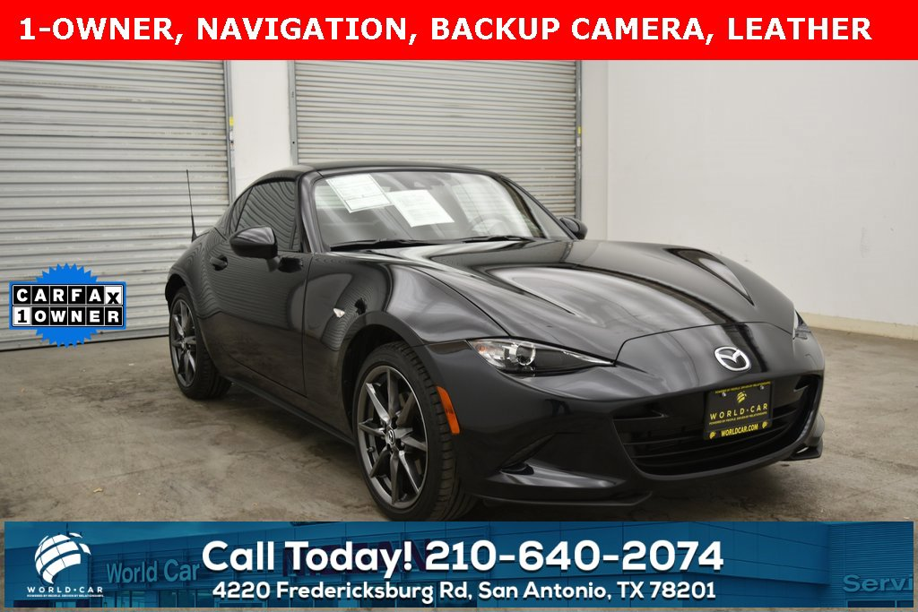 2019 MAZDA MX-5 Miata RF Grand Touring w/ GT-S Package image