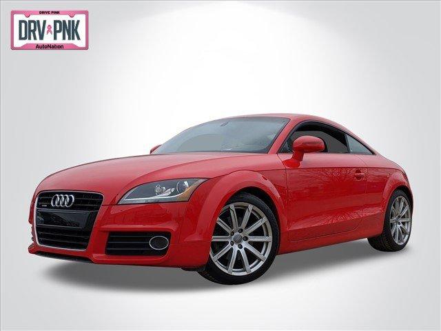 2013 Audi TT 2.0T Prestige quattro Coupe image