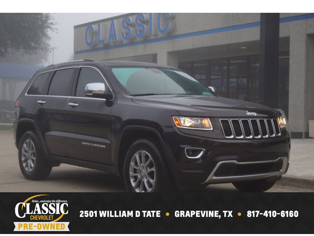 2016 Jeep Grand Cherokee 2WD Limited image