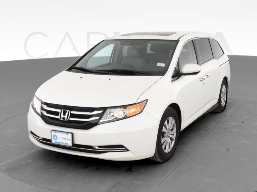 2014 Honda Odyssey EX-L image