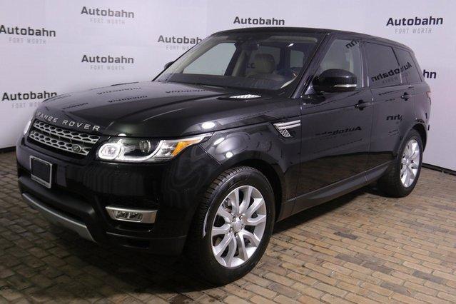 2017 Land Rover Range Rover Sport HSE image