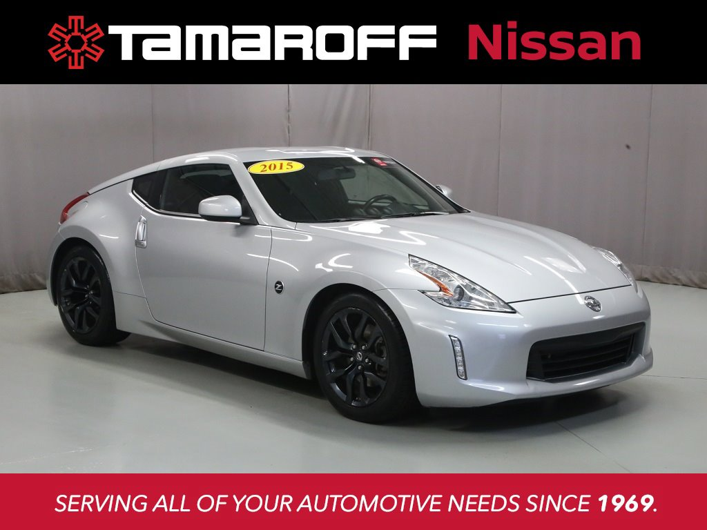 2015 Nissan 370Z Coupe image