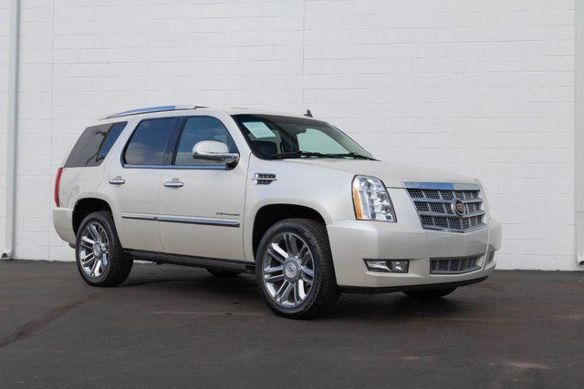 2012 Cadillac Escalade AWD Platinum image