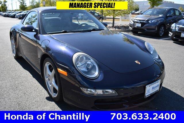 2005 Porsche 911 Cabriolet image