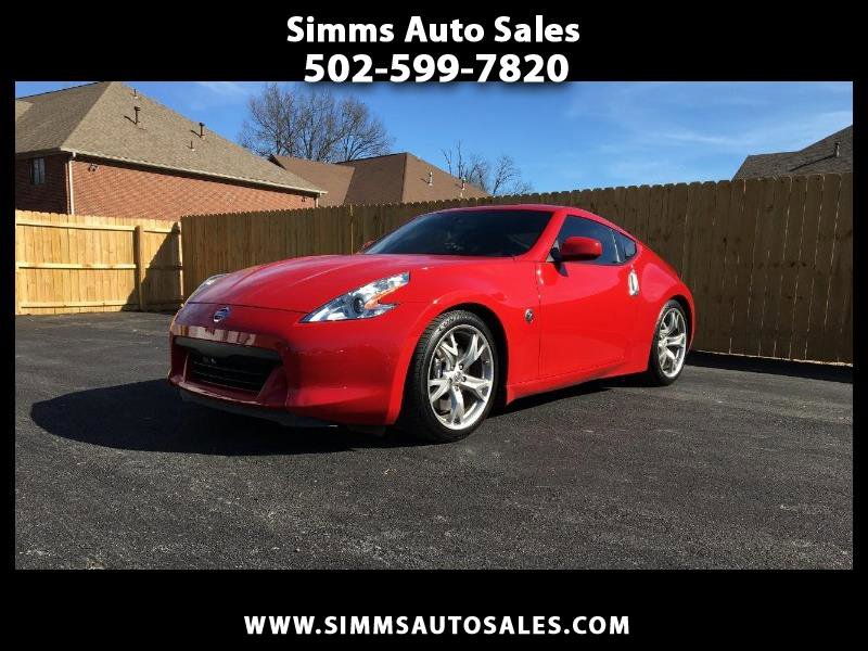 2010 Nissan 370Z Coupe image