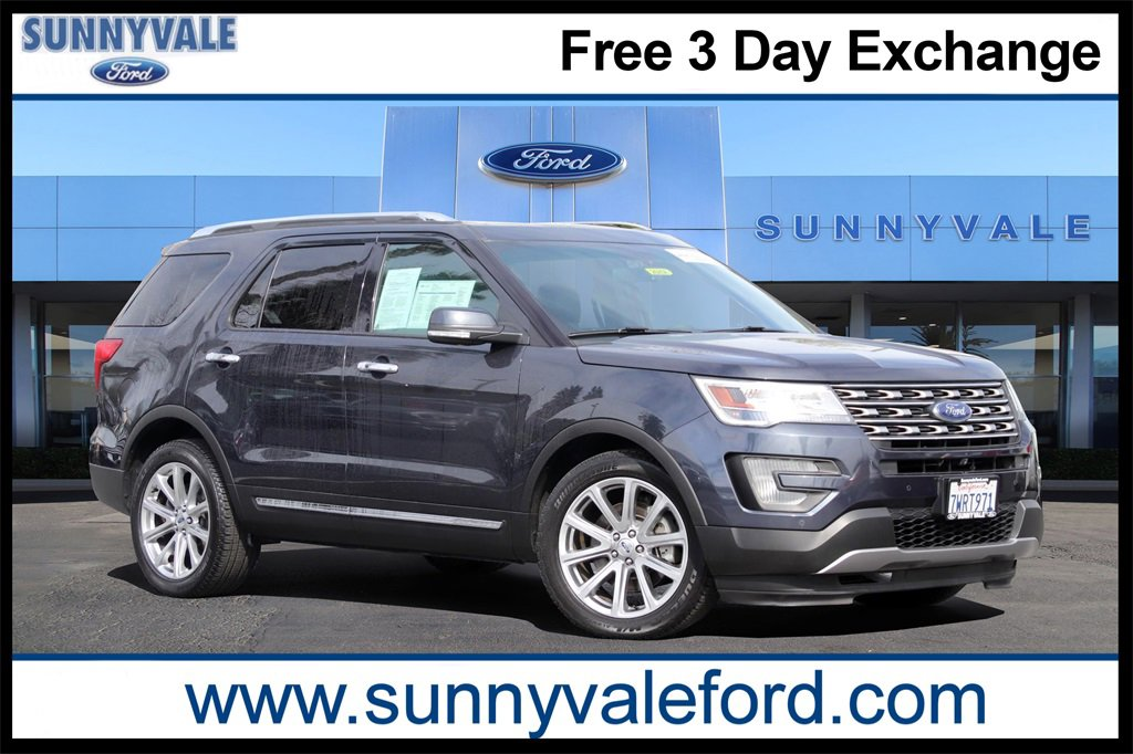 2017 Ford Explorer FWD Limited image