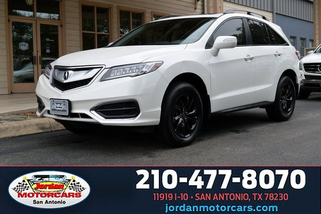 2018 Acura RDX w/ Technology Package image