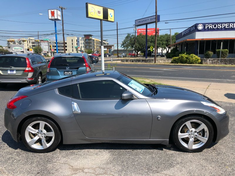 2012 Nissan 370Z Coupe image