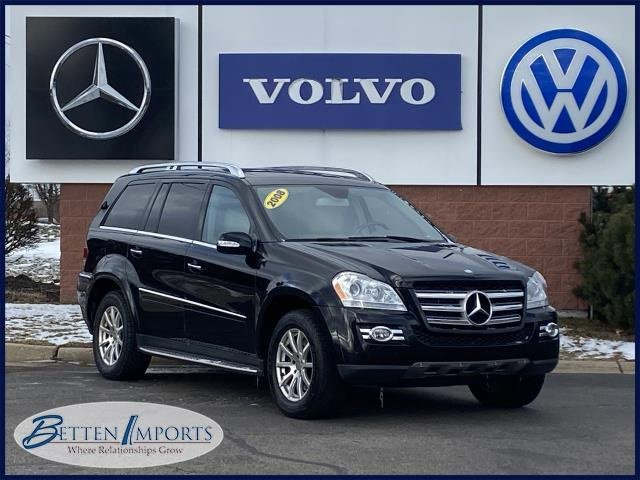 Mercedes-Benz GL 550 Under 500 Dollars Down