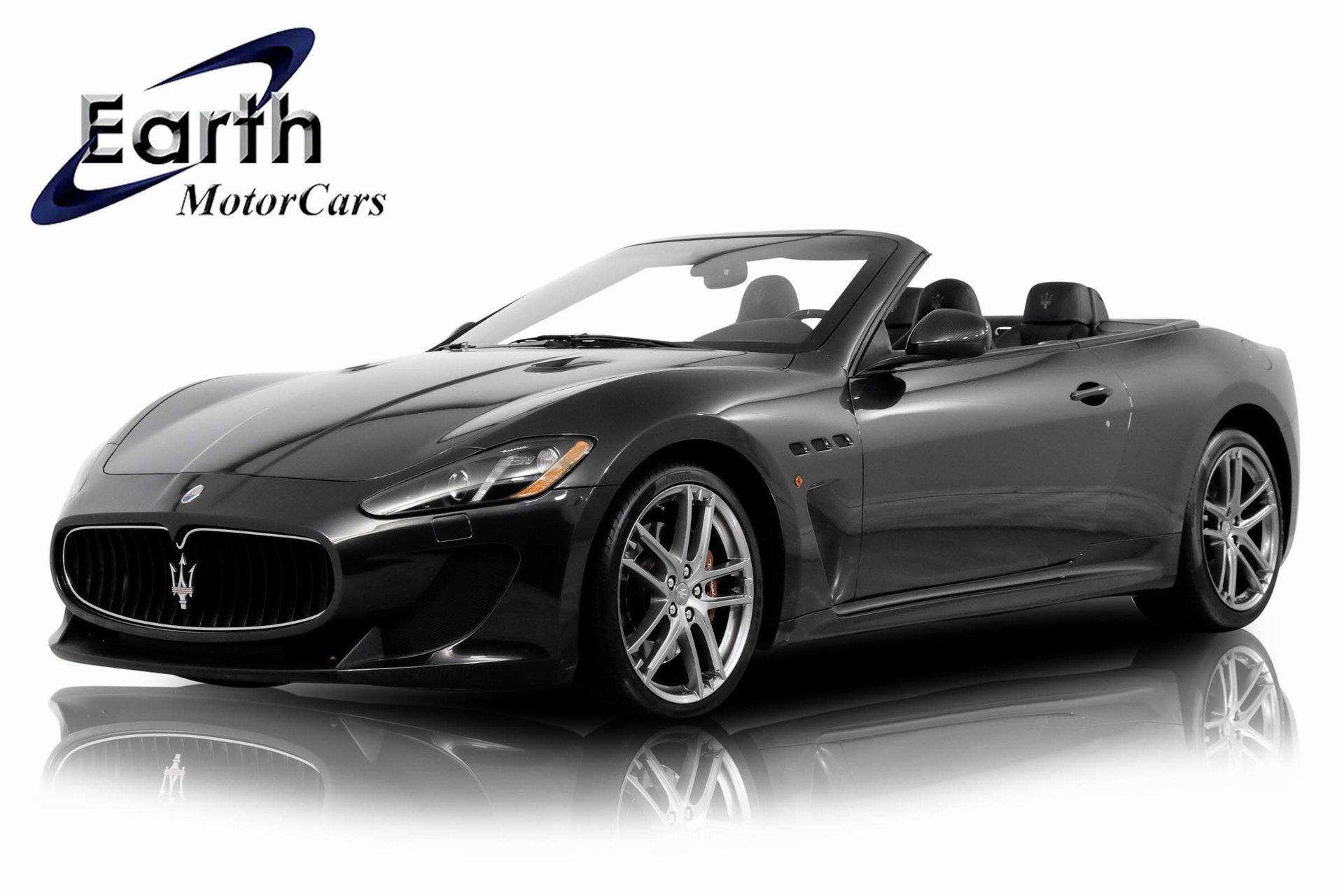 2013 Maserati GranTurismo Sport Convertible image