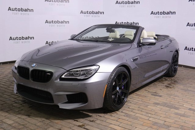 2017 BMW M6 Convertible image