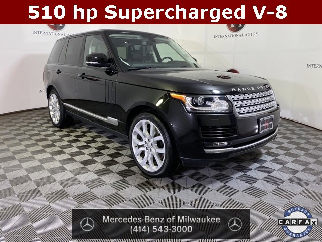 2014 Land Rover Range Rover Supercharged image