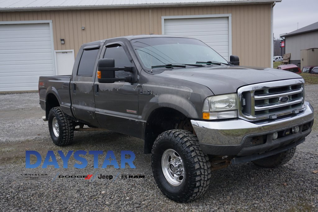 Ford F-250 Under 500 Dollars Down