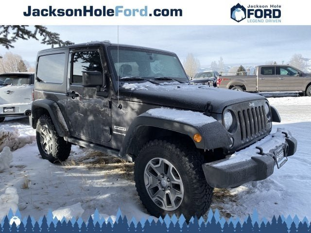 2018 Jeep Wrangler JK 4WD Sport image