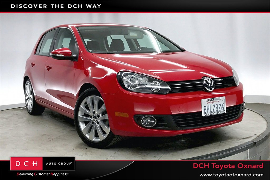 2014 Volkswagen Golf TDI 4-Door image