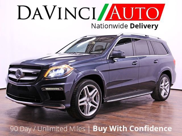 2014 Mercedes-Benz GL 550 4MATIC image