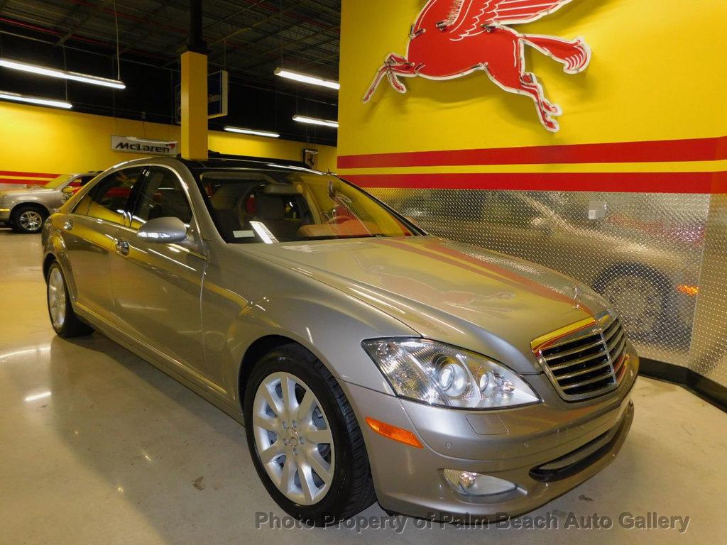 Mercedes-Benz S 550 Under 500 Dollars Down
