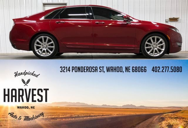 2016 Lincoln MKZ  image