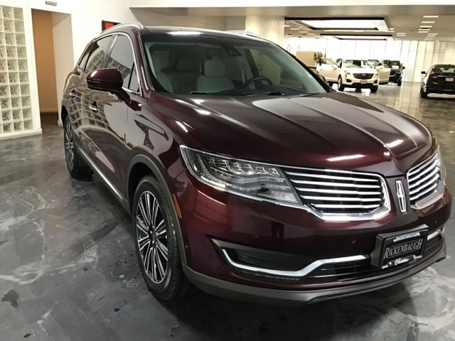 2017 Lincoln MKX AWD Black Label image