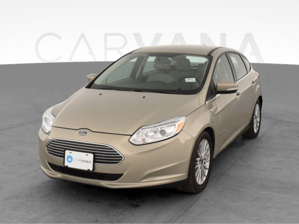 2015 Ford Focus Electric Hatchback image