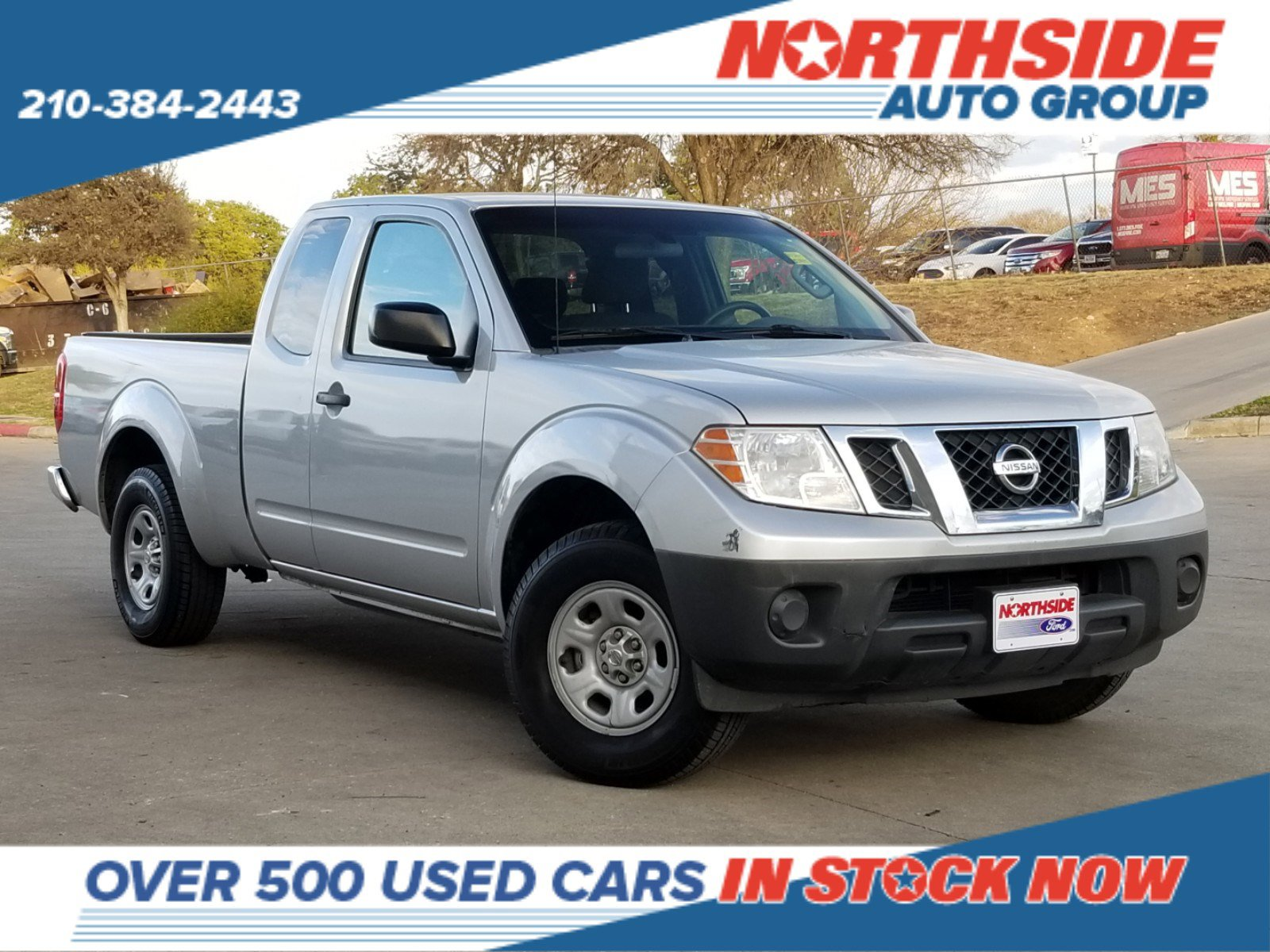 2013 Nissan Frontier S image