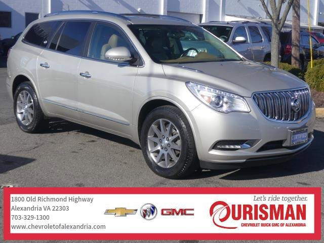 2016 Buick Enclave AWD Leather image