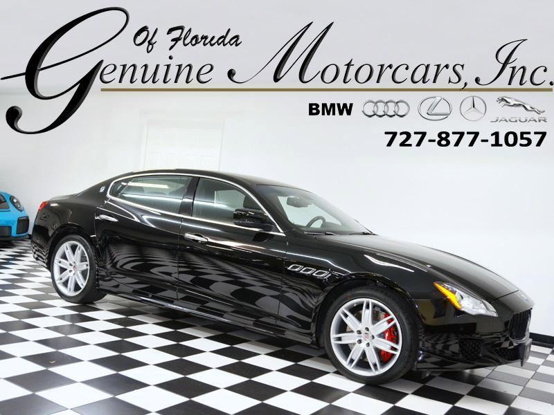 2015 Maserati Quattroporte GTS image