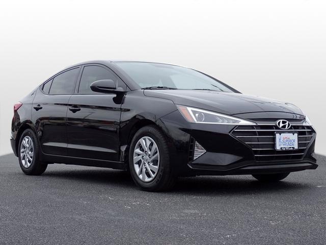 2019 Hyundai Elantra SE Sedan image