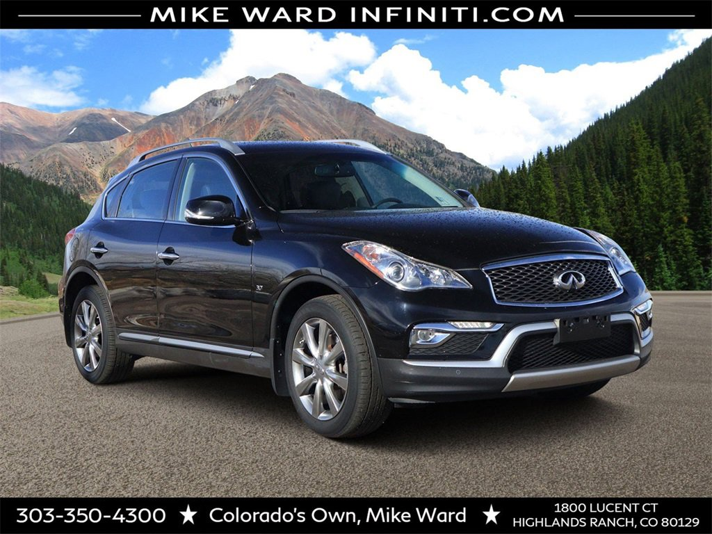 2016 INFINITI QX50 AWD image