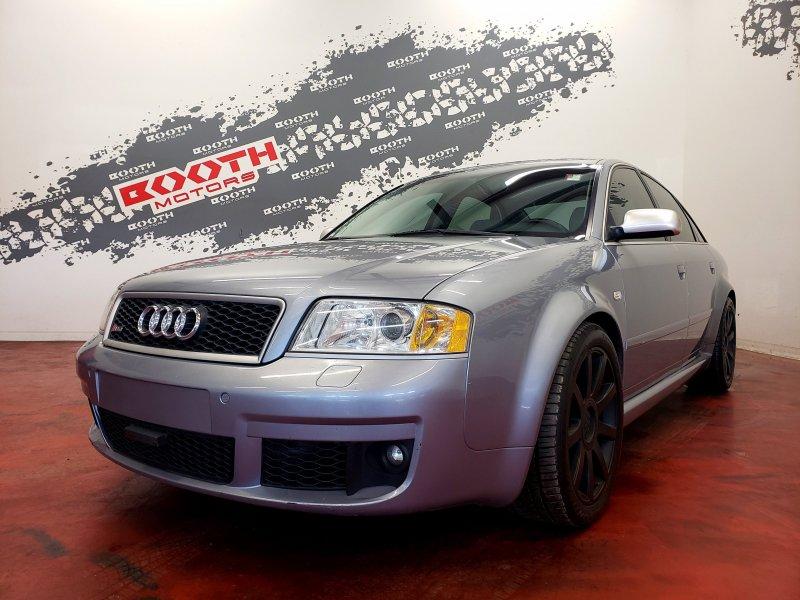 2003 Audi RS 6  image