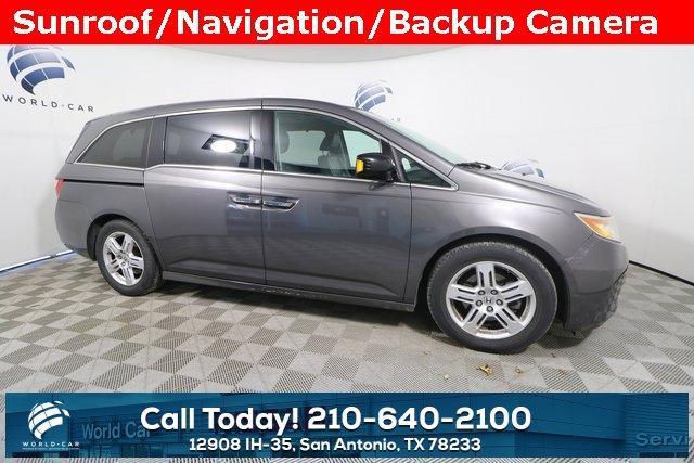 2013 Honda Odyssey Touring image