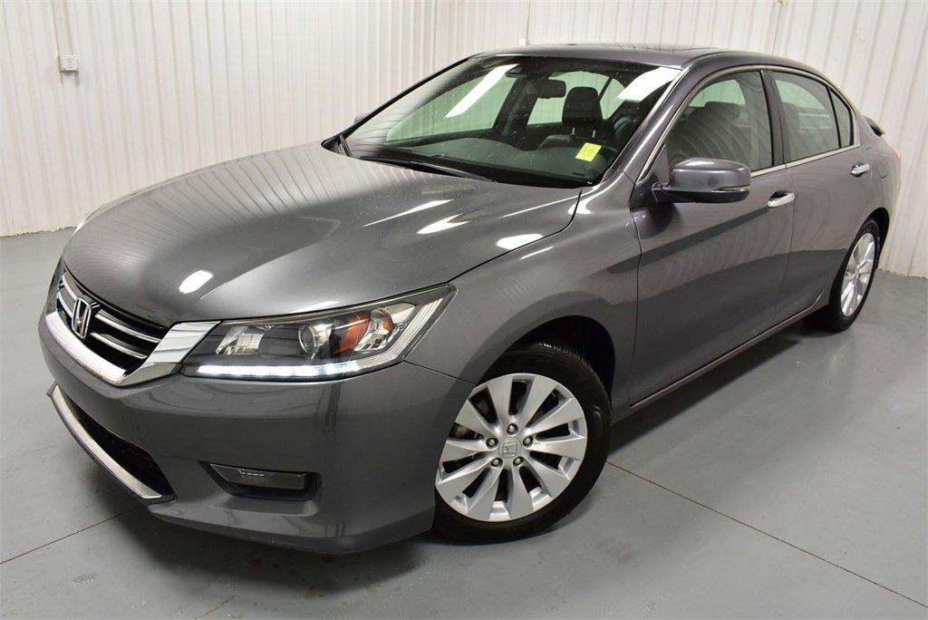 2015 Honda Accord EX-L V6 Sedan image
