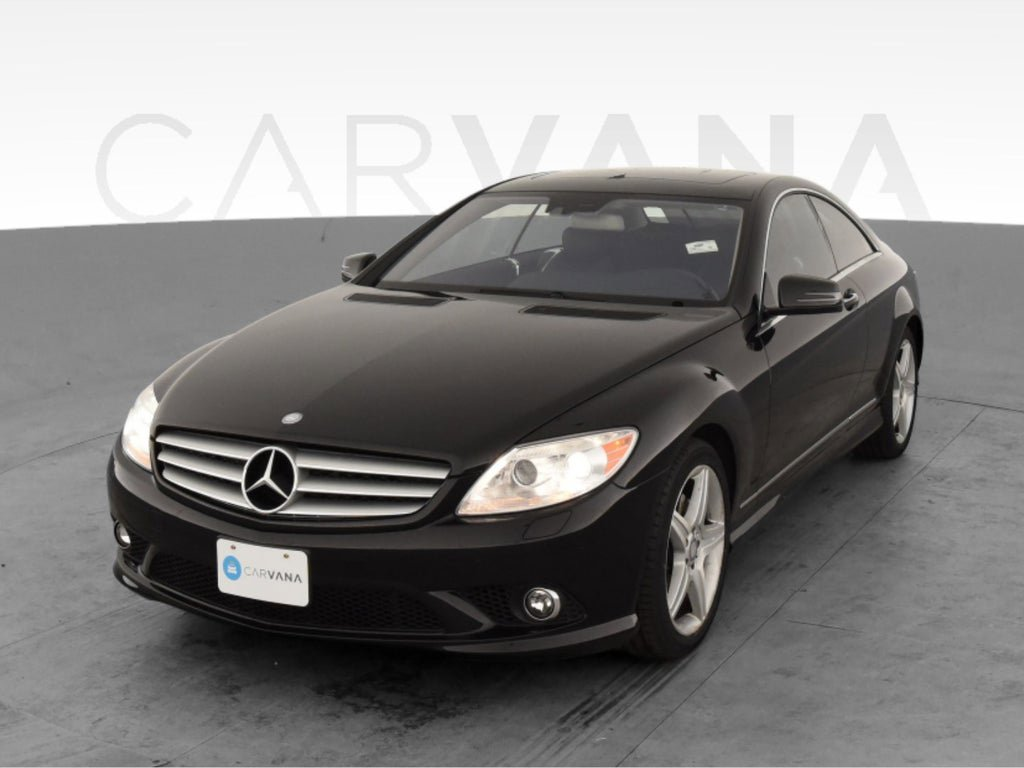 2010 Mercedes-Benz CL 550 4MATIC image