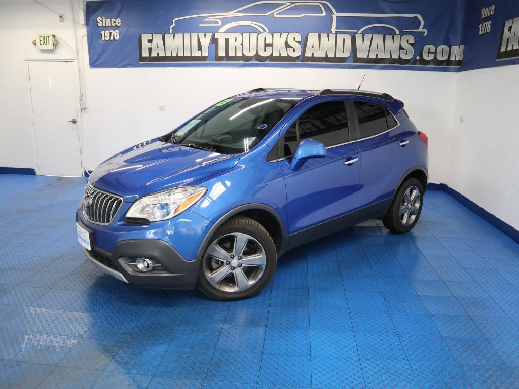 2013 Buick Encore AWD Leather image