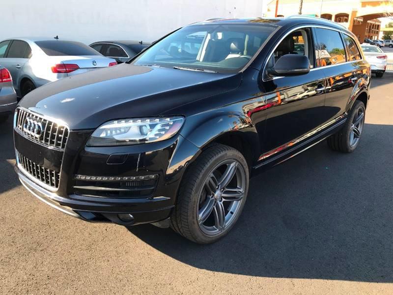 2012 Audi Q7 TDI Premium Plus image