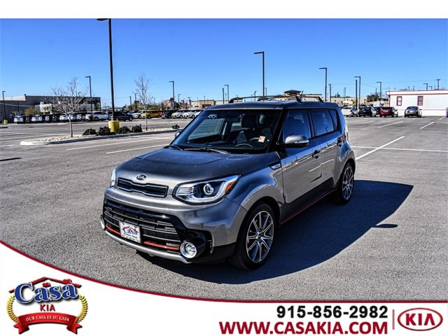 2019 Kia Soul ! w/ Technology Package image