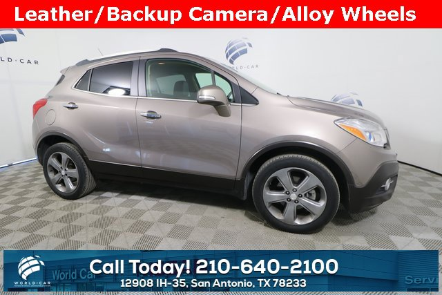 2014 Buick Encore FWD Leather image