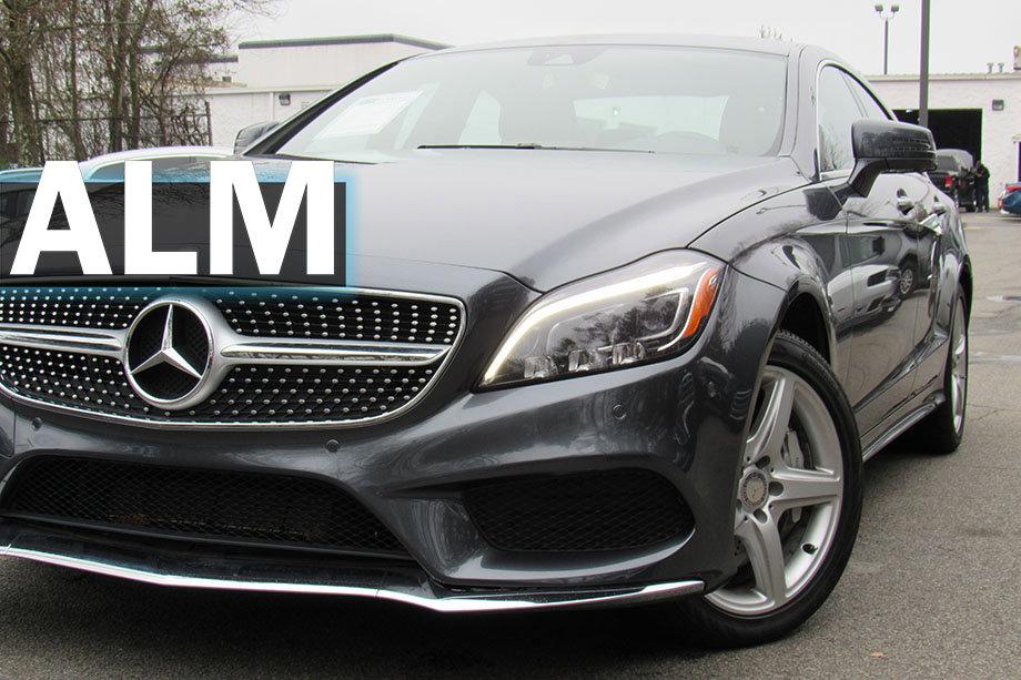 2016 Mercedes-Benz CLS 550 4MATIC image