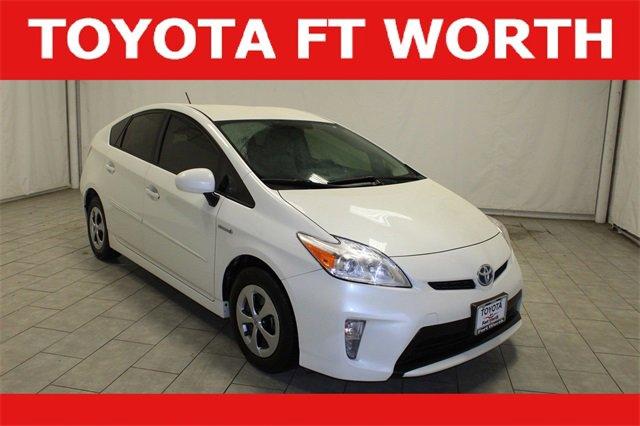2015 Toyota Prius Three image
