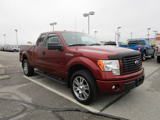 2014 Ford F150 4x4 SuperCab image